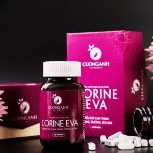 Corine Eva - Viên uống se khít âm đạo Cường Anh