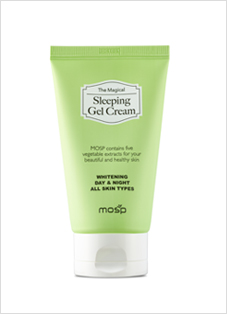 Mặt Nạ Ngủ MOSP The Magical Sleeping Gel Cream