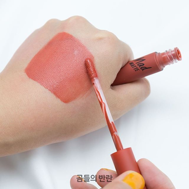 Clio Mad Matte Tint #06 Eternal Coral